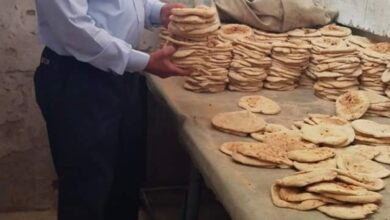"""Photo of استجابة لشكوى مواطن.. """"تموين قنا"""" تشن حملة تموينية على مخبز بمنطقة السلخانة"""