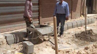 Photo of تركيب بلدورات جديدة وإنشاء سوق تجاري في أبوتشت