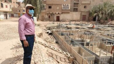 Photo of به 30 محل.. إنشاء سوق تجاري بخوالد القارة في أبوتشت