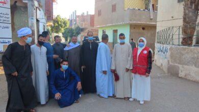 """Photo of بالصور ..""""الهلال الأحمر"""" بقنا يحث المواطنين بتطبيق الإجراءات الاحترازية"""
