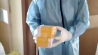 Photo of العيد في العزل.. أغاني وكعك بمستشفى قفط بقنا لرفع الروح المعنوية للمرضى