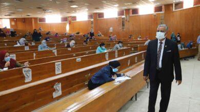 "Photo of 11 ألف و700 طالب وطالبة يؤدون الامتحانات اليوم بـ""جنوب الوادي"""