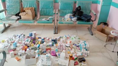 Photo of ضبط مركز طبي به صيدلية غير مرخصة في قنا