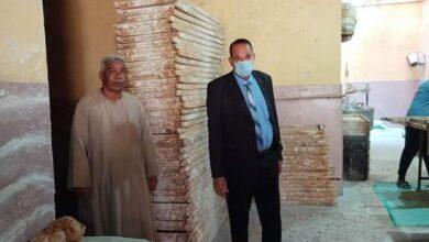 Photo of وكيل تموين قنا: تشغيل 73 مخبز بلدي بالغاز الطبيعي على مستوى المحافظة وتوريد 173 ألف طن قمح