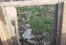 "Photo of غضب من انتشار القمامة بمأخذ ""الترعة الشرقية"" بجوار كوبري المحطة بفاو بحري"